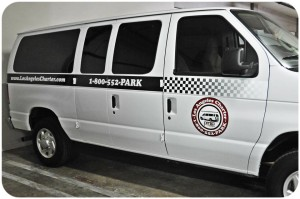 Los Angeles Charter Shuttle Service 1