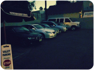 The most reliable parking management company in Los Angeles!